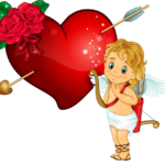 В честь дня влюблённых